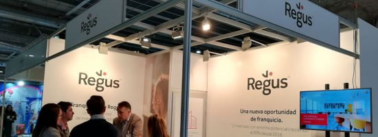 Regus Expo - Madrid, Spain